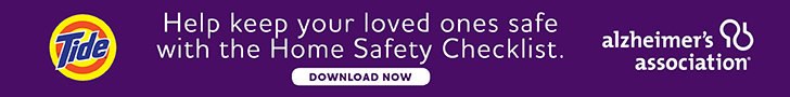 Help keep your loved ones safe with the Home Safety Checklist.