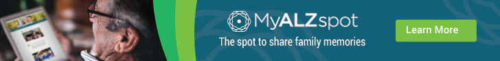 MyALZSpot: The spot to share family memories.